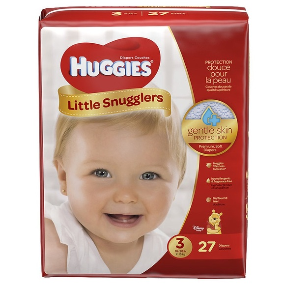 huggies Other - Diapers,3, 15 pack